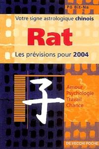 Deedr.fr Rat - Horoscope 2004 Image