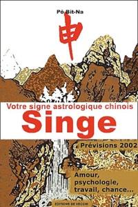 Cjtaboo.be Votre signe astrologique chinois 2002 : singe Image