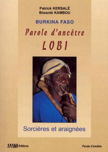 Biwanté Kambou et Patrick Kersalé - .