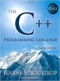 Bjarne Stroustrup - The C++ Programming Language.