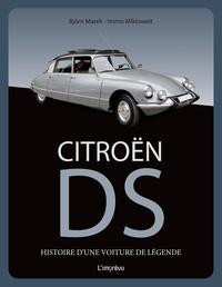 Histoiresdenlire.be Citroën DS - Histoire d'une voiture de légende Image