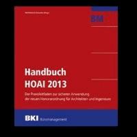 BKI Handbuch HOAI 2013.