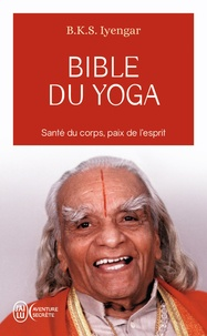 BKS Iyengar - Bible du yoga.