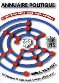 Deedr.fr Annuaire politique Rhône-Alpes - L'inventaire régional des pouvoirs Image