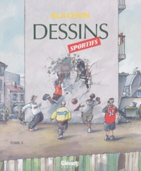 Blachon - Dessins sportifs - Tome 3.