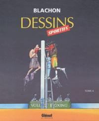 Blachon - Dessins sportifs - Tome 4.