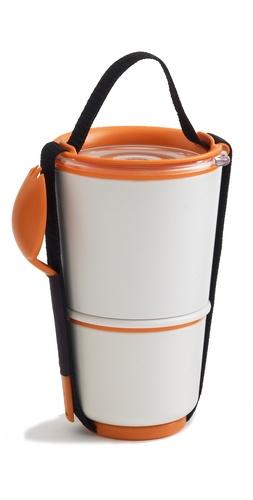 BLACK & BLUM - LUNCH POT - orange