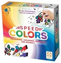 BLACKROCK EDITIONS - Jeu Speed Colors