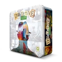BLACKROCK GAMES - Jeu Detective club