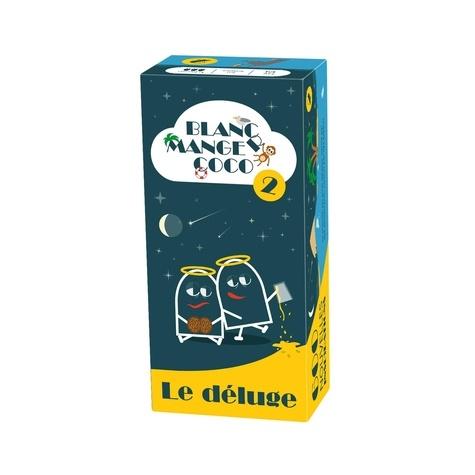 """BLACKROCK GAMES - Jeu """"Le Déluge"""" - Blanc Manger Coco T2"""