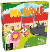 BLACKROCK GAMES - Jeu Mr Wolf