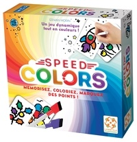 BLACKROCK GAMES - Jeu Speed Colors