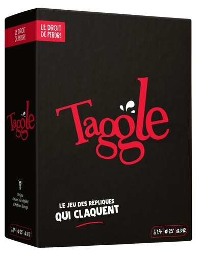 BLACKROCK GAMES - Jeu Taggle - Nouvelle version