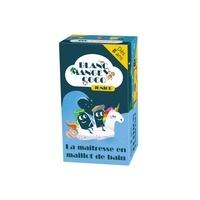 BLACKROCK GAMES - La maitresse en maillot de bain - Blanc Manger Coco junior