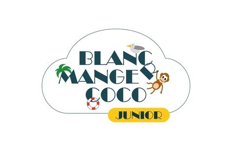 La maitresse en maillot de bain - Blanc Manger Coco junior