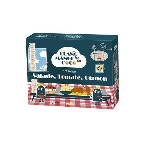 SALADE, TOMATE , OIGNON - EXTENSION BLANC MANGER COCO