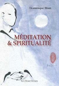 Blain - Méditation et spiritualité.