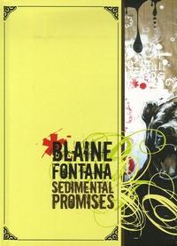 Blaine Fontana - Sedimental Promises - The Art of Blaine Fontana.