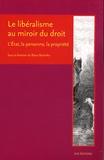 Blaise Bachofen et Michaël Biziou - Le libéralisme au miroir du droit - L'Etat, la personne, la propriété.