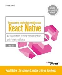 Deedr.fr Concevez des applications mobiles avec React Native - Développement, publication sur les stores et stratégie marketing Image