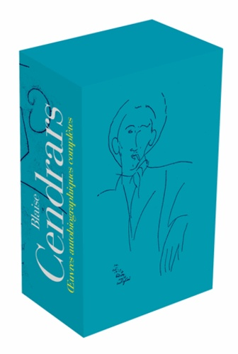 Blaise Cendrars - Oeuvres autobiographiques complètes - 2 volumes.