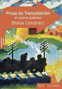 Téléchargement gratuit des archives de livres Prose du Transsibérien et autres poèmes par Blaise Cendrars