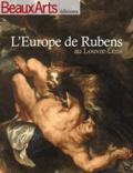 Blaise Ducos et Armelle Fémelat - L'Europe de Rubens - Au Louvre-Lens.