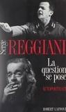 Blaise N'Djehoya et Serge Reggiani - La question se pose.