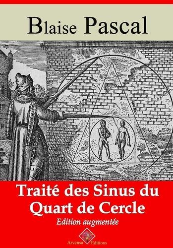 Traité des sinus du quart de cercle – suivi d'annexes. Nouvelle édition 2019