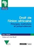 Blaise Tchikaya - Le droit de l'union africaine - Principes, institutions et jurisprudences.
