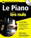 Blake Neely et Marc Rozenbaum - Le Piano pour les Nuls. 1 CD audio