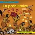 Blanche Le Bel et Nicolas Julo - La préhistoire.