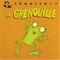 Blandine Aubin - La grenouille.