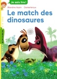 Blandine Aubin et  Dankerleroux - Le match des dinosaures.