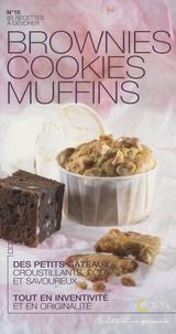 Blandine Averill - Brownies, cookies, muffins.