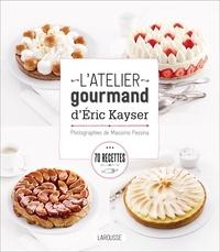 Blandine Boyer et Eric Kayser - L'atelier gourmand d'Eric Kayser.
