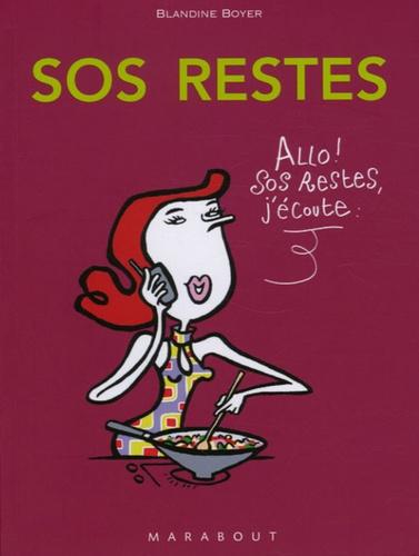 Blandine Boyer - SOS Restes.