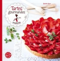 Blandine Boyer - Tartes gourmandes maison.