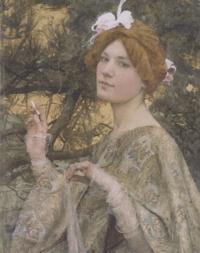 Blandine Chavanne - Edgard Maxence 1871-1954 - Les dernières fleurs du symbolisme.