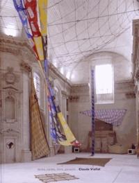Blandine Chavanne et David Perreau - Voiles, cordes, filets, parasols... Claude Viallat.