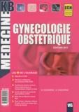 Blandine Courbière et Xavier Carcopino - Gynécologie-Obstétrique.