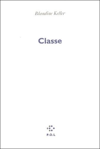 Blandine Keller - Classe suivi de Envois.