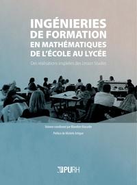 Blandine Masselin - Ingénieries de formation en mathématiques de l'école au lycée - Des réalisations inspirées des Lesson Studies.