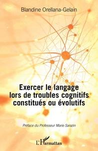 Galabria.be Exercer le langage lors de troubles cognitifs constitués ou évolutifs Image