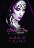 Blandine P. Martin - Harper Jones - Tome 1, Malédiction.