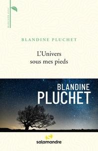 Blandine Pluchet - L'Univers sous mes pieds.