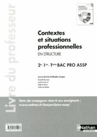 Birrascarampola.it Contextes et situations professionnelles en structure 2e-1e-Tle Bac Pro ASSP - Livre du professeur Image