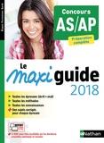 Blandine Savignac et Elisabeth Baumeier - Le maxi guide concours AS/AP.