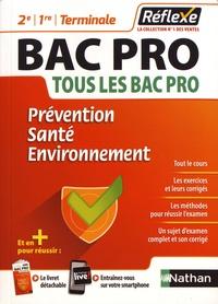 Prévention Santé Environnement 2de/1re/Tle Bac Pro - Blandine Savignac | Showmesound.org