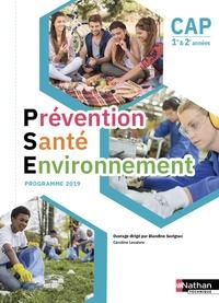 Blandine Savignac et Caroline Lavaivre - Prévention Santé Environnement CAP 1re et 2e années.